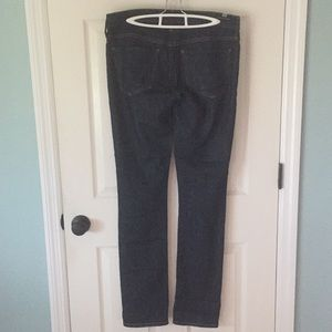 Citizens of humanity low rise jeans